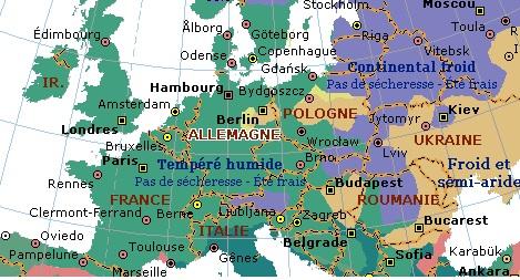 Carte Allemagne Pays Frontaliers.Carte Et Plan Pour Visiter L Allemagne